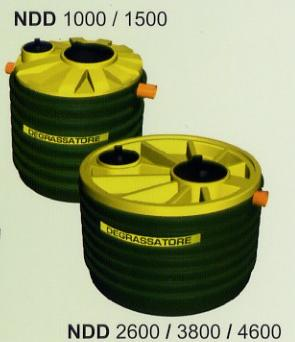 DEGRASSATORE CORRUGATO NDD 4600