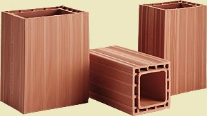 Canna fumaria per stufe e caminetti a legna rettangolare - Canna fumaria esterna prezzi ...