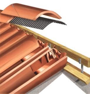 Sottocolmo per tetto ventilato
