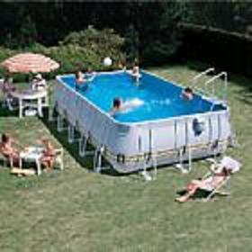Piscina morbida fuori terra kd 124 consorzio rivenditori - Rivenditori piscine fuori terra ...