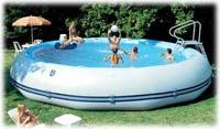Piscina morbida fuori terra winky 4 consorzio - Rivenditori piscine fuori terra ...