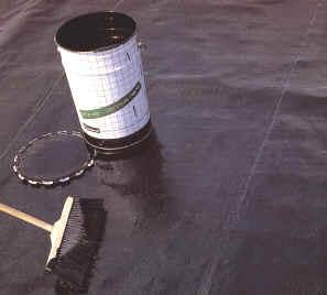 Alluminio liquido per coperture parete attrezzata moderna for Guaina liquida mapei