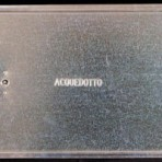 SPORTELLO INOX  CONTATORE ACQUA mm  250×250