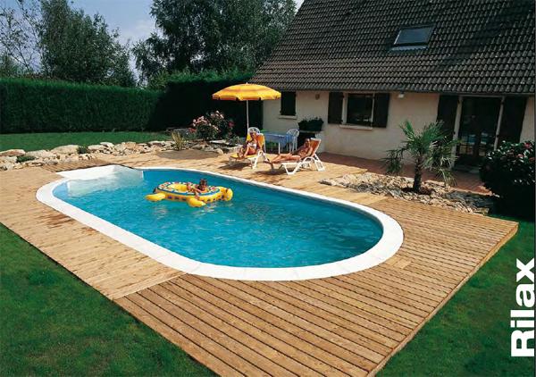 Piscine consorzio rivenditori materiali edili - Piccole piscine in casa ...