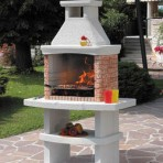BARBECUE STONE ARICA