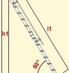 SCALA DA APPOGGIO SPECIAL MT 2,42