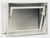 Finestra apertura wasistas per bocche di lupo dim 100x80 - Bocca di lupo finestra ...
