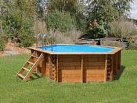 Piscina rigida fuori terra sunbay circolare consorzio - Rivenditori piscine fuori terra ...