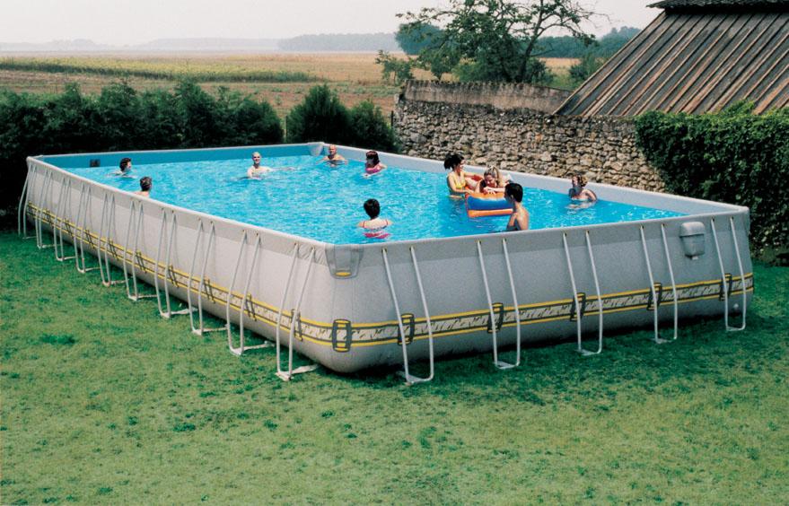 Piscine consorzio rivenditori materiali edili - Realizzazione rivestimento esterno piscina fuori terra ...